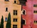 Lyon facades